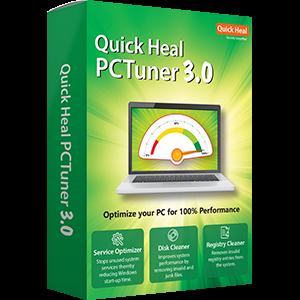 Quick Heal PCTuner 3.0