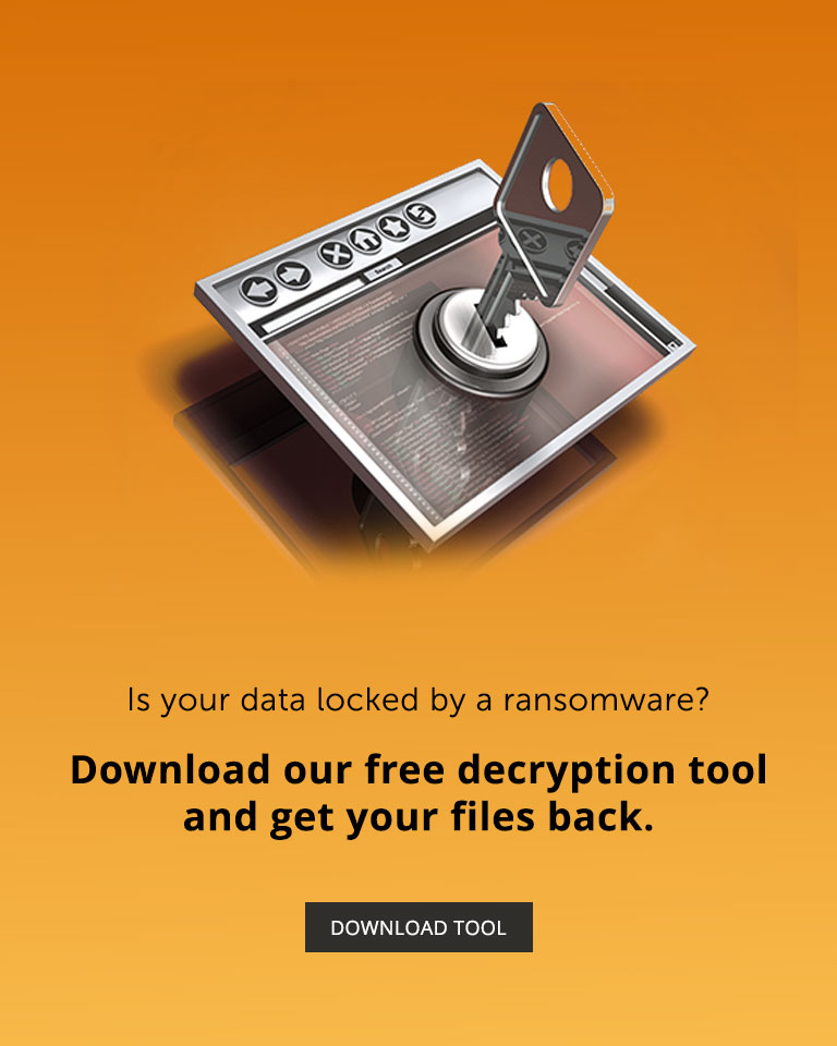 Free Ransomware Decryption Tool